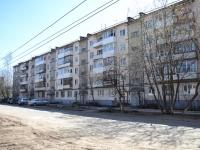 Пермь, улица Сокольская, дом 27. многоквартирный дом