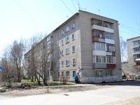 Пермь, улица Сокольская, дом 23. многоквартирный дом