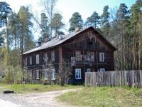 Пермь, улица Сокольская, дом 124. многоквартирный дом