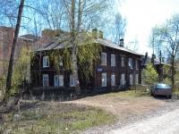 Пермь, улица Сокольская, дом 125. многоквартирный дом