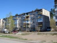 Пермь, улица Волгодонская, дом 11. многоквартирный дом