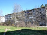 Пермь, улица Волгодонская, дом 24А. многоквартирный дом