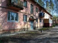 Пермь, улица Капитана Пирожкова, дом 25. многоквартирный дом