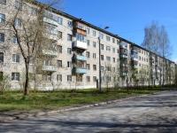 Пермь, улица Капитана Пирожкова, дом 36. многоквартирный дом