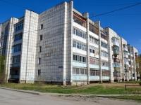 Пермь, улица Каховская 5-я, дом 8А. многоквартирный дом