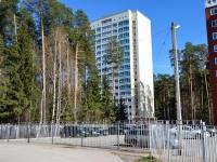 Пермь, улица Каховская 5-я, дом 8Б. многоквартирный дом