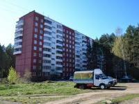 Пермь, улица Каховская 5-я, дом 10. многоквартирный дом
