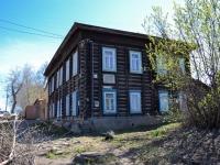 Пермь, улица Клыкова, дом 1. многоквартирный дом