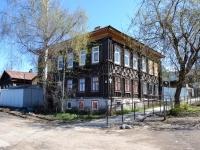 Пермь, улица Клыкова, дом 7. многоквартирный дом