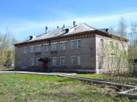 Пермь, улица Гарцовская, дом 46. общежитие
