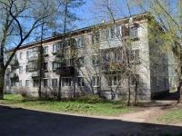 Пермь, улица Гарцовская, дом 52. многоквартирный дом