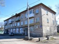 Пермь, улица Гарцовская, дом 58. многоквартирный дом