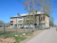 Пермь, улица Гарцовская, дом 66. многоквартирный дом