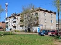 Пермь, улица Запрудская 4-я, дом 31. многоквартирный дом