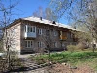 Пермь, улица Колыбалова, дом 14. многоквартирный дом