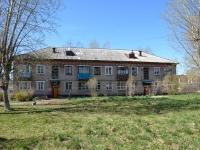 Пермь, улица Колыбалова, дом 18. многоквартирный дом