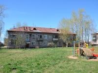 Пермь, улица Колыбалова, дом 24. многоквартирный дом