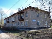 Пермь, улица Колыбалова, дом 26. многоквартирный дом