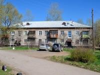 Пермь, улица Колыбалова, дом 28. многоквартирный дом