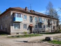 Пермь, улица Лядовская, дом 95. многоквартирный дом