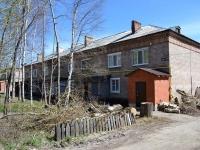 Пермь, улица Лядовская, дом 100. многоквартирный дом