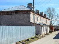 Пермь, улица Лядовская, дом 104. многоквартирный дом
