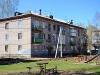 Пермь, улица Лядовская, дом 105. многоквартирный дом
