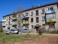 Пермь, улица Лядовская, дом 109. многоквартирный дом