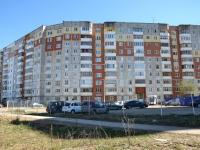 Пермь, улица Постаногова, дом 1. многоквартирный дом