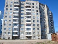 Пермь, улица Республиканская, дом 12. многоквартирный дом