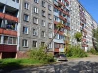Пермь, улица Автозаводская, дом 25. многоквартирный дом