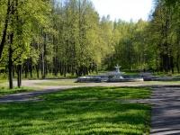 Пермь, улица Автозаводская. парк имени Кирова