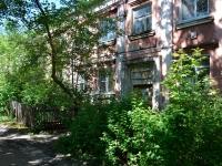 Пермь, улица Автозаводская, дом 22. многоквартирный дом
