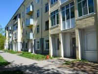 Пермь, улица Закамская, дом 2Б. многоквартирный дом