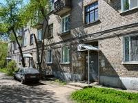Пермь, улица Закамская, дом 18. многоквартирный дом