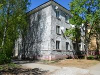 Пермь, улица Закамская, дом 19. многоквартирный дом