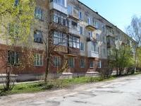 Пермь, улица Липатова, дом 7. многоквартирный дом