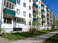 Пермь, улица Липатова, дом 4. многоквартирный дом
