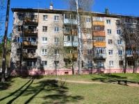 Пермь, улица Липатова, дом 4А. многоквартирный дом