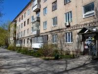 Пермь, улица Липатова, дом 5. многоквартирный дом