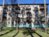Пермь, улица Липатова, дом 8А. многоквартирный дом