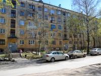 Пермь, улица Липатова, дом 10. многоквартирный дом