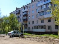 Пермь, улица Липатова, дом 11. многоквартирный дом