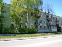 Пермь, улица Кировоградская, дом 17. многоквартирный дом