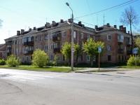 Пермь, улица Кировоградская, дом 11. многоквартирный дом