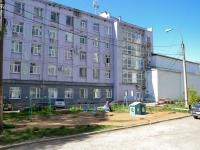 Пермь, улица Кировоградская, дом 12. офисное здание