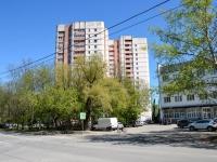 Пермь, улица Кировоградская, дом 18. многоквартирный дом