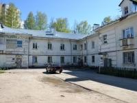 Пермь, улица Кировоградская, дом 19. многоквартирный дом