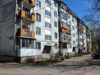 Пермь, улица Магистральная, дом 100В. многоквартирный дом