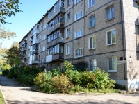 Пермь, улица Магистральная, дом 34. многоквартирный дом